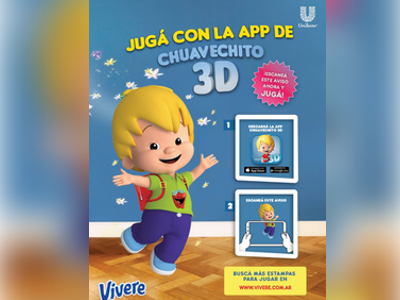 Chuavechito 3d